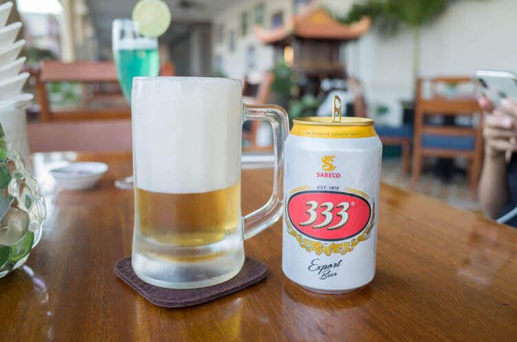 レックス ホテル サイゴン ビール