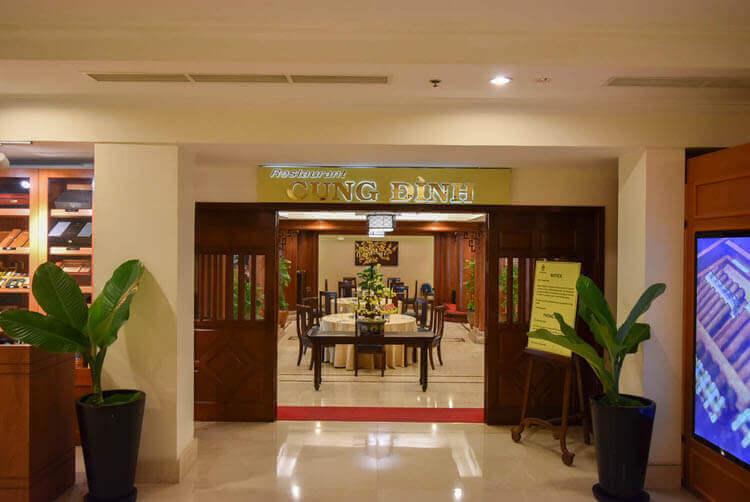レックス ホテル サイゴン レストラン