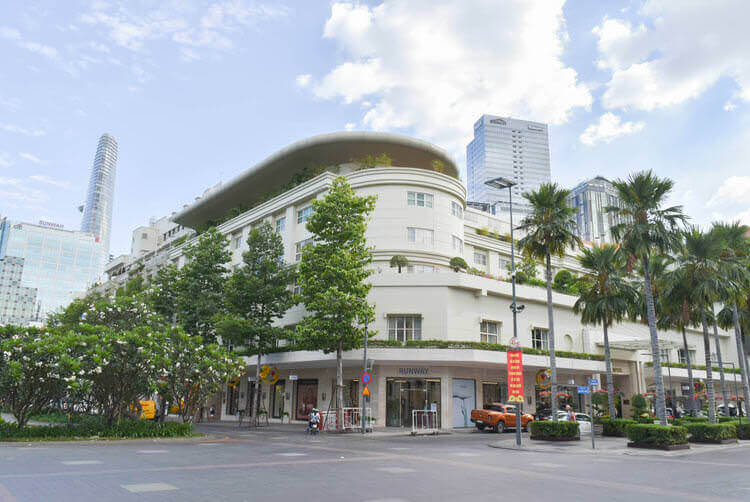 レックス ホテル サイゴン 外観