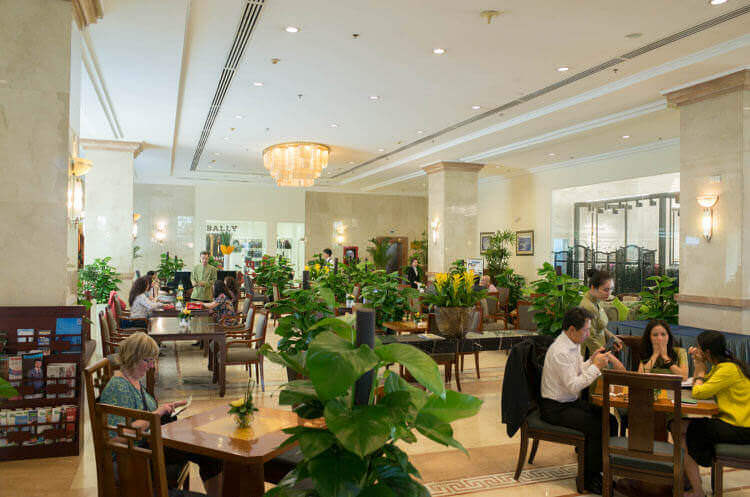 レックス ホテル サイゴン ロビーラウンジ