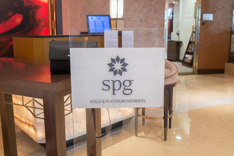 SPGの看板