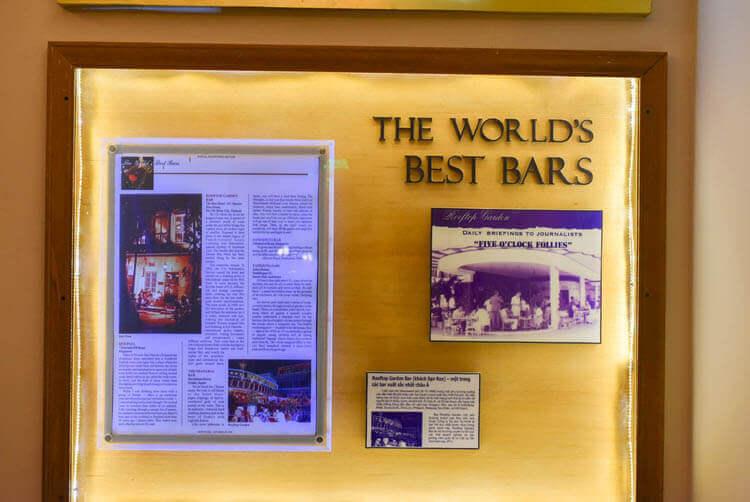 レックス ホテル サイゴン 新聞の切り抜き