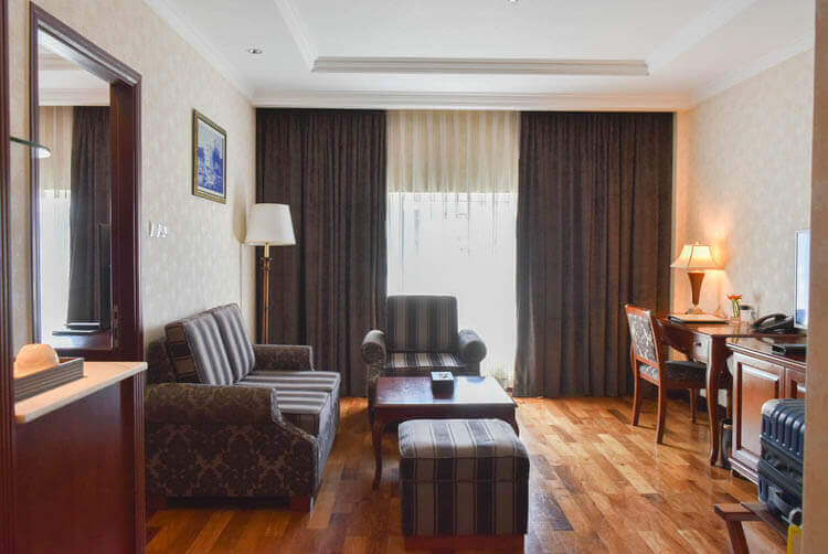 レックス ホテル サイゴン リビング