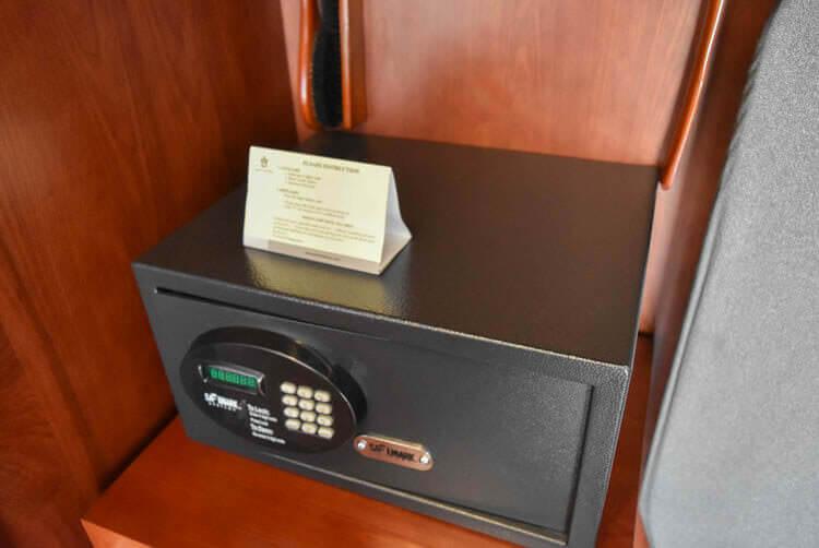 レックス ホテル サイゴン セーフティーボックス