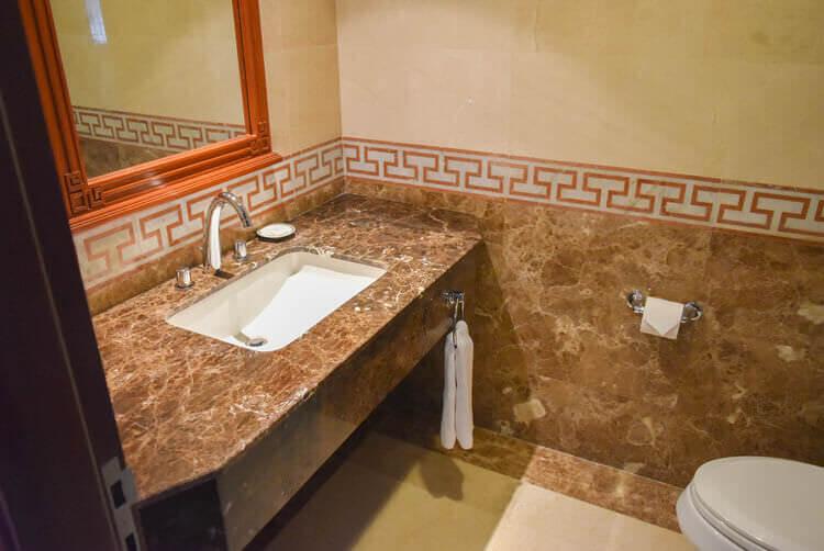 レックス ホテル サイゴン もうひとつのトイレ