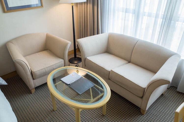 ニューワールドサイゴンホテル  くつろぎスペース