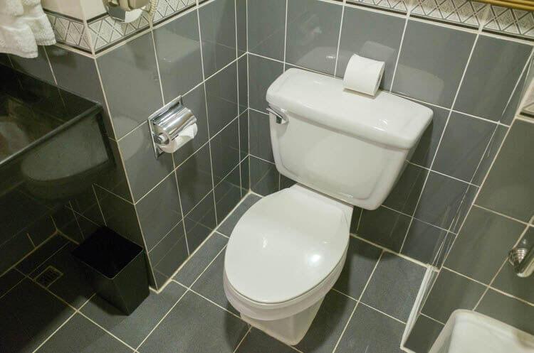 ニューワールドサイゴンホテル  トイレ