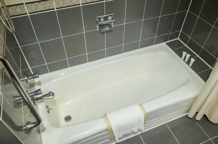 ニューワールドサイゴンホテル バスルーム