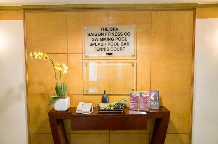 ニューワールドサイゴンホテル  館内設備