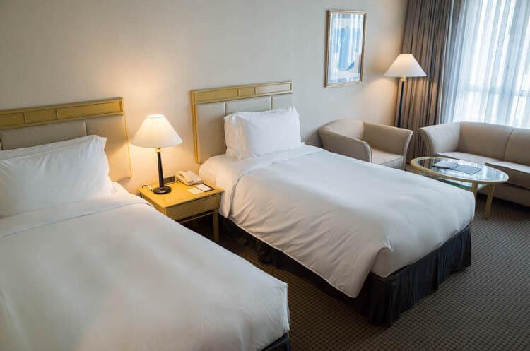 ニューワールドサイゴンホテル  室内1