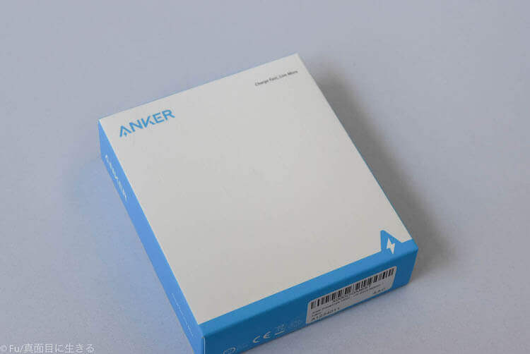 Anker PowerCore 10000 Redux 箱