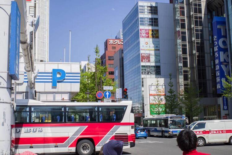 奥芝商店 駅前 創成寺  ホクレンの建物