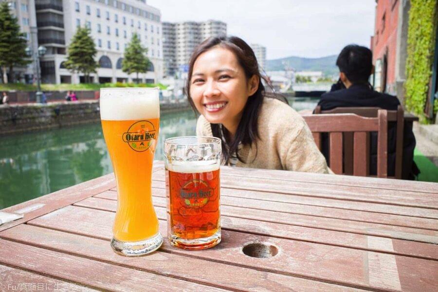 小樽倉庫No.1|生の小樽ビールが飲めるビアレストラン 無料の醸造所見学あり