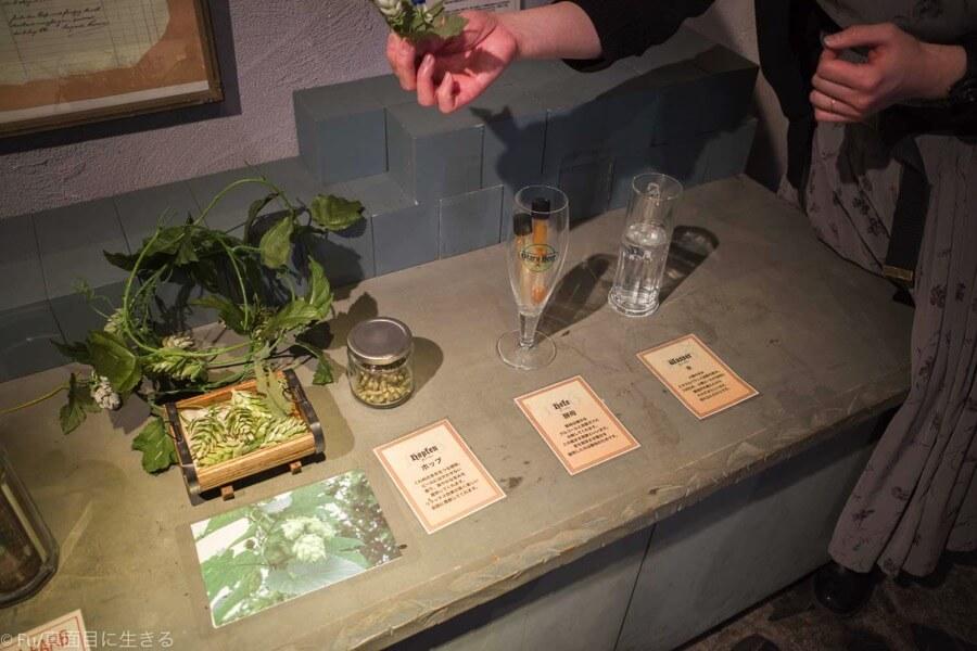 小樽倉庫No.1 ホップと酵母と水