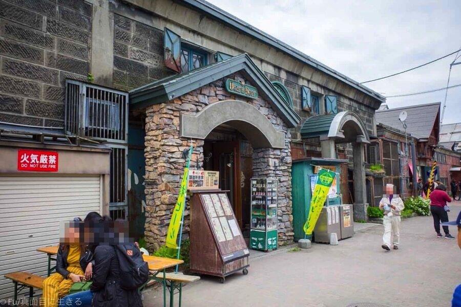 小樽倉庫No.1 建物