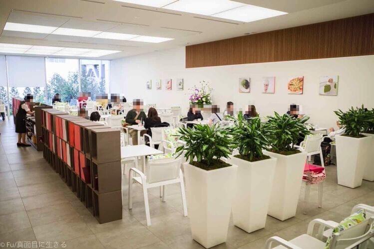六花亭 札幌本店 喫茶室
