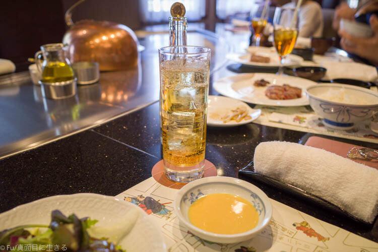 ステーキハウス ハマ 六本木本店 妻の梅酒