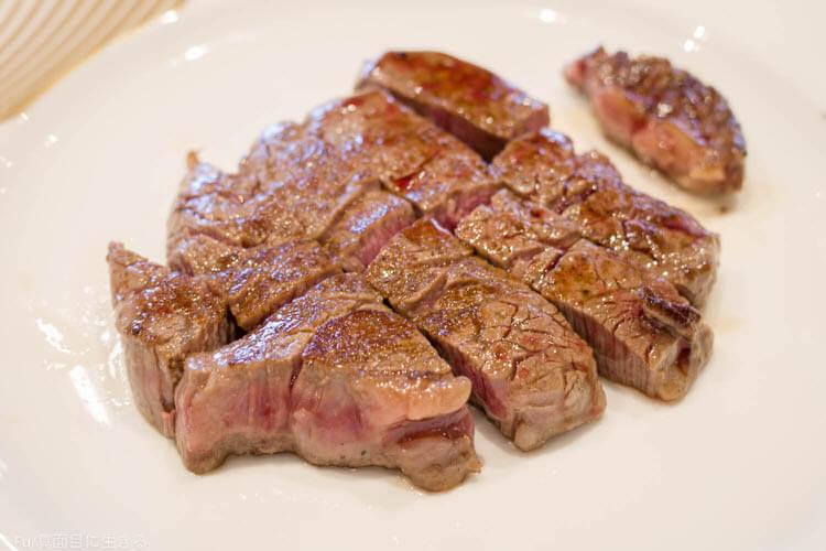 ステーキハウス ハマ 六本木本店 フィレ肉