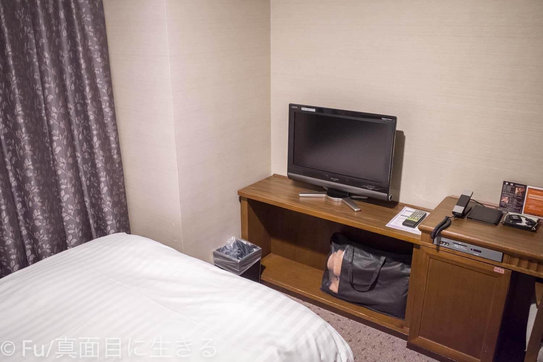 ドーミーイン PREMIUM小樽 テレビ