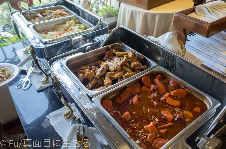 ホテル マジェスティック サイゴン 料理