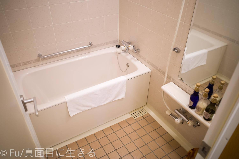 ホテルノルド小樽 バスルーム