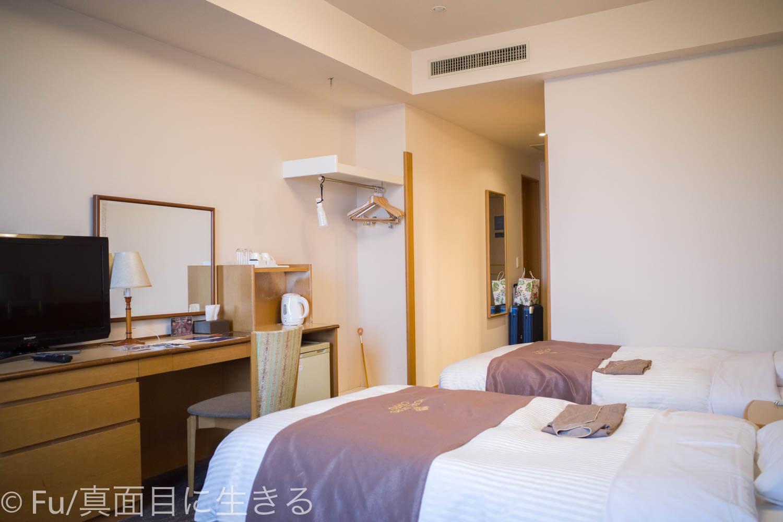 ホテルノルド小樽 部屋の写真 別角度