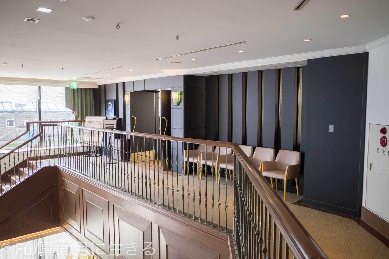 ホテルノルド小樽 中2階