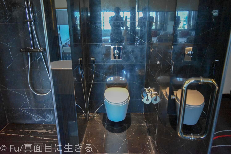 ルメリディアン サイゴン トイレ
