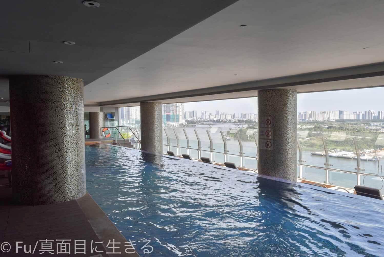 ルメリディアン サイゴン プール