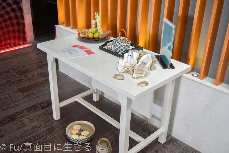 ルメリディアン サイゴン スパの写真