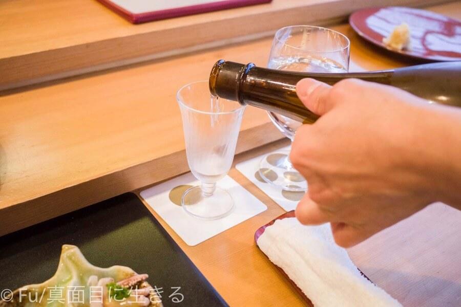 小樽 伊勢鮨 日本酒