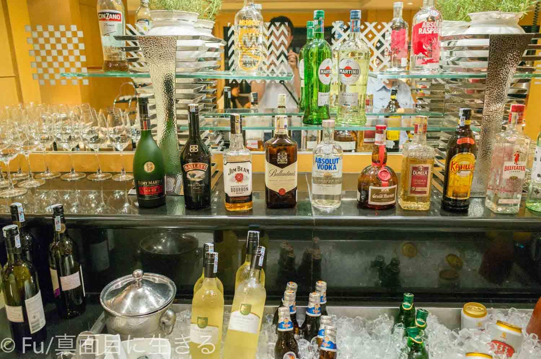 ルネッサンス リバーサイド ホテル サイゴン 夜のお酒飲み放題
