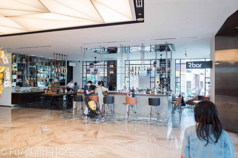 ルネッサンス リバーサイド ホテル サイゴン ロビーのカフェ・バー