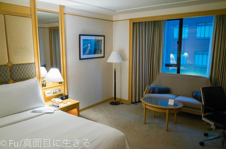 ルネッサンス リバーサイド ホテル サイゴン 部屋の解説