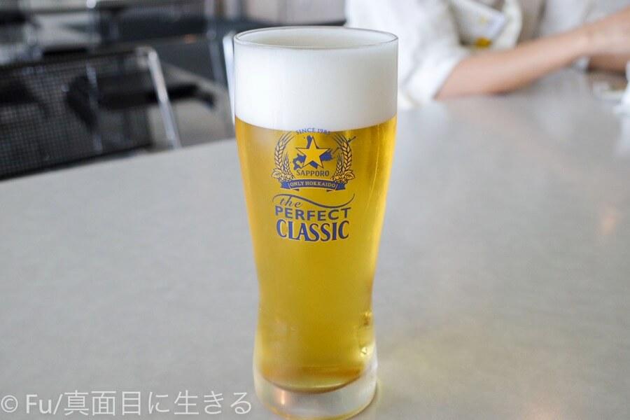 サッポロビール 北海道工場 見学ツアー セッポロクラシック