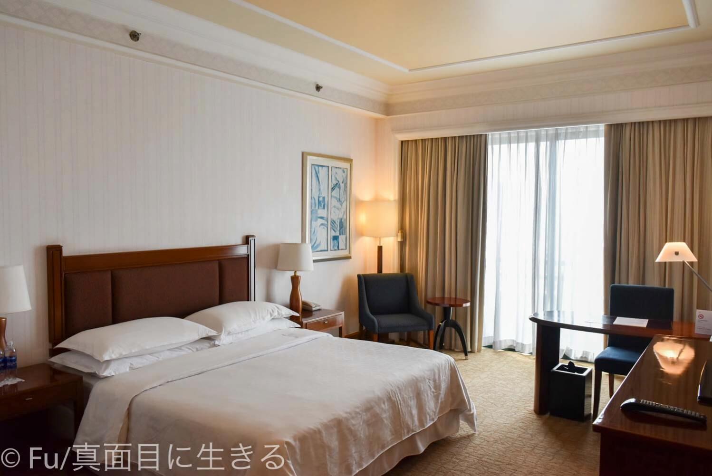 シェラトンサイゴン ホテル&タワーズ 部屋の様子