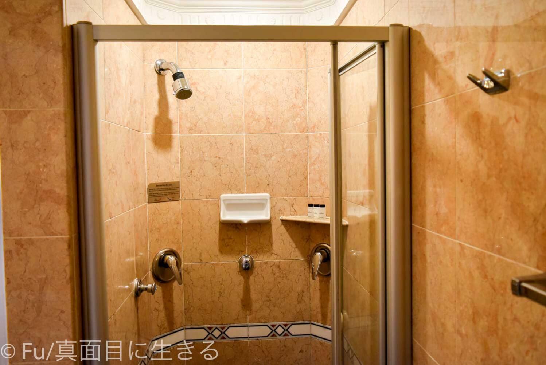 シェラトンサイゴン ホテル&タワーズ シャワールーム