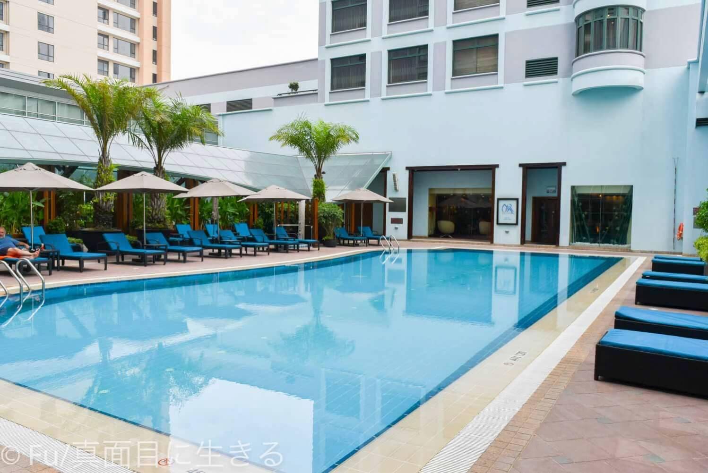 シェラトンサイゴン ホテル&タワーズ プール