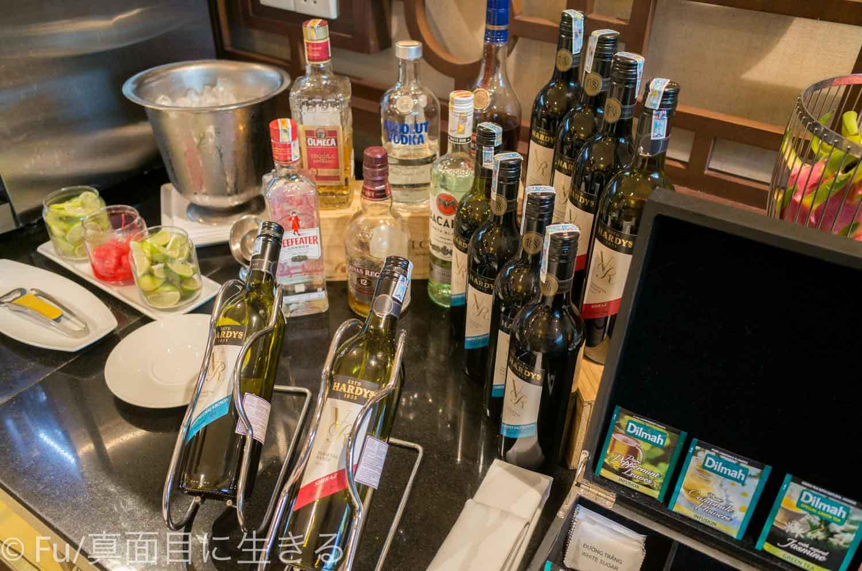 シェラトンサイゴン ホテル&タワーズ 夜のアルコール