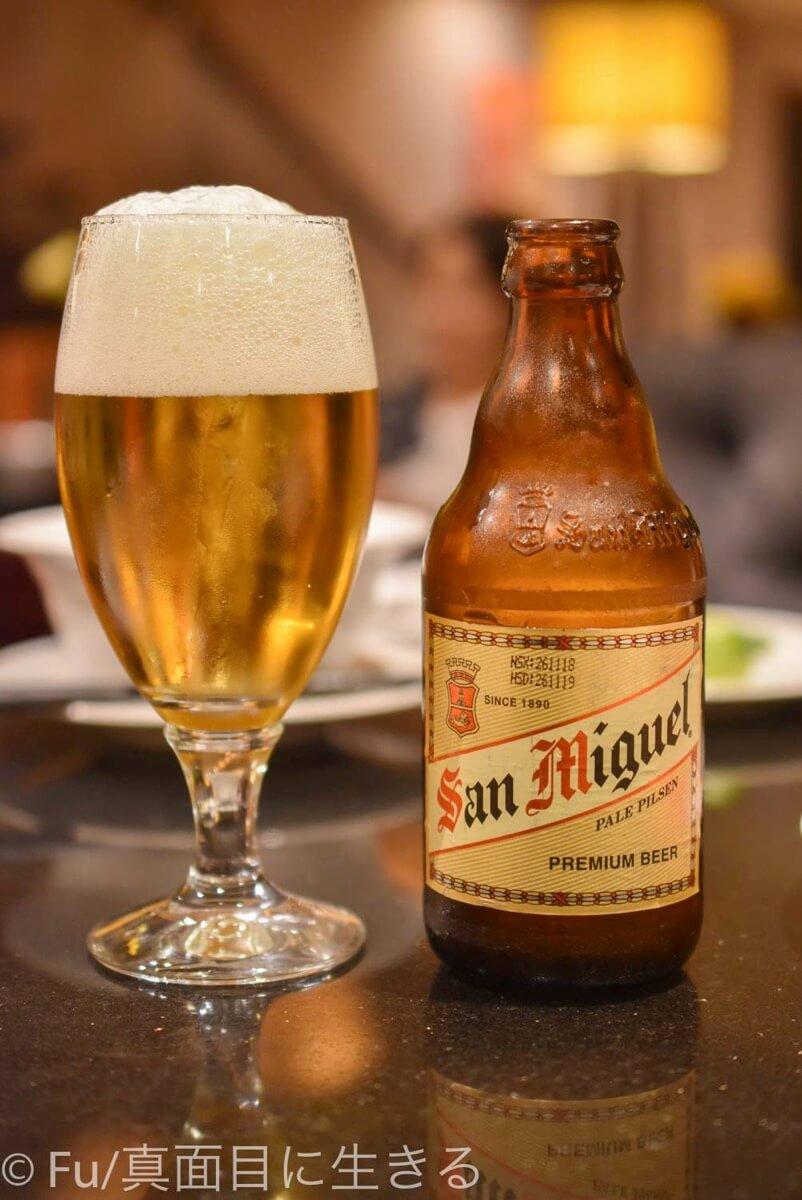 シェラトンサイゴン ホテル&タワーズ クラブハウスのビール