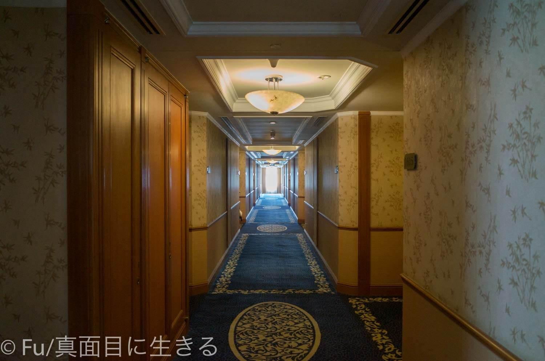 シェラトンサイゴン ホテル&タワーズ 廊下