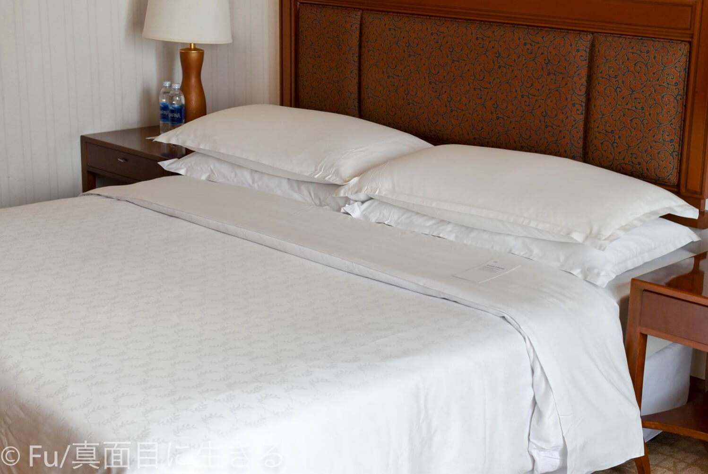 シェラトンサイゴン ホテル&タワーズ ベッド