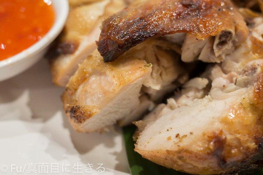 バンコク サバイジャイ 胸肉の部分