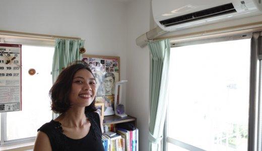 はじめてエアコンのクリーニングを体験したり、排水口の詰まりが直った1日【Fu/真面目な日常】