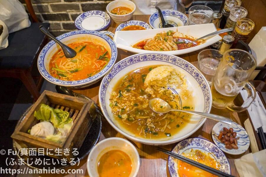 Asagaya chineserestaurant aomatu 30