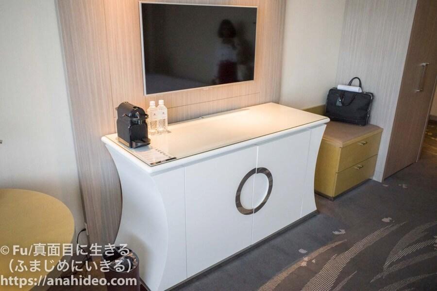 東京マリオットホテル テレビ