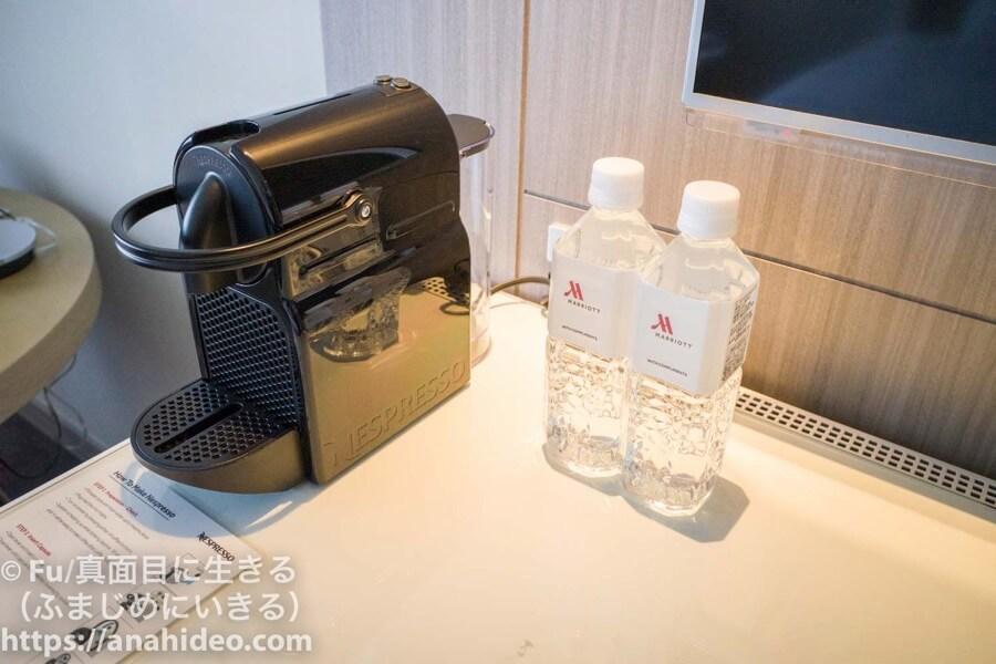 東京マリオットホテル 水