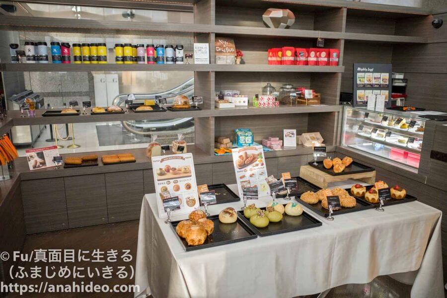 東京マリオットホテル ベーカリーショップ