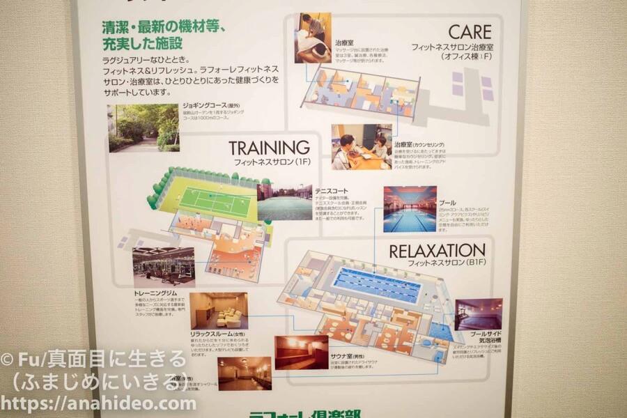 東京マリオットホテル ジムの館内設備