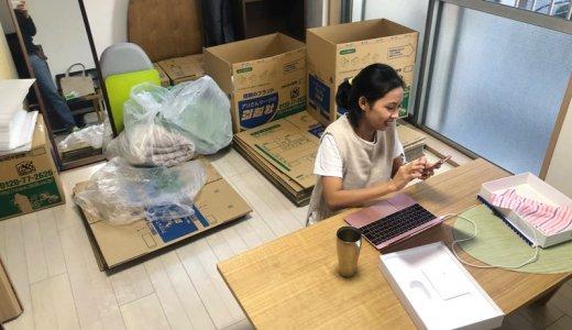 引っ越しの準備が佳境だったり、中野新橋で最後の晩餐な1日【Fu/真面目な日常】